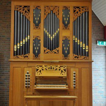 Reil-orgel (1987)